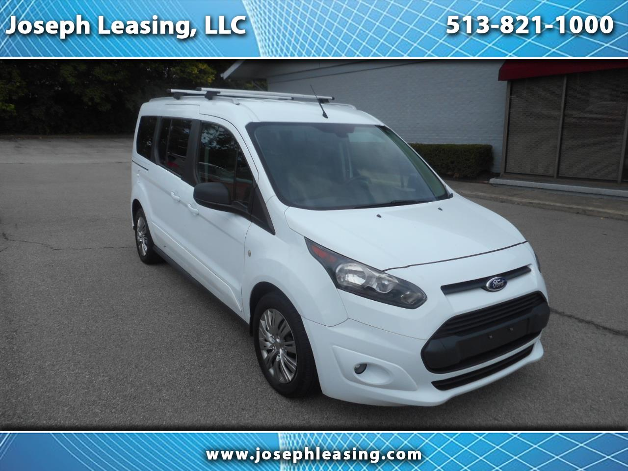 2015 Ford Transit Connect Wagon XLT LWB
