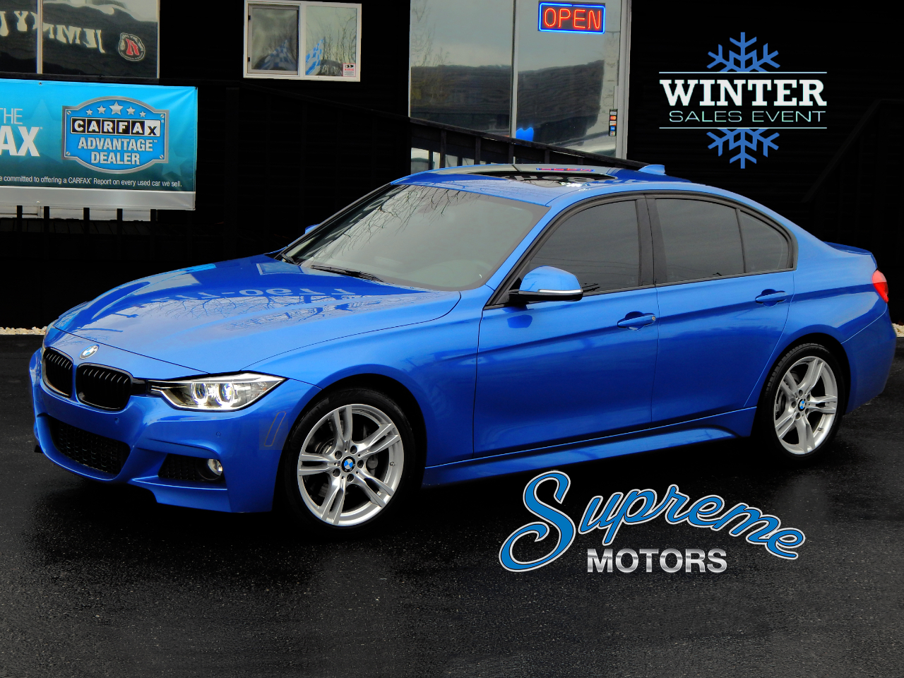 2015 BMW 3-Series 328i xDrive M-Sport