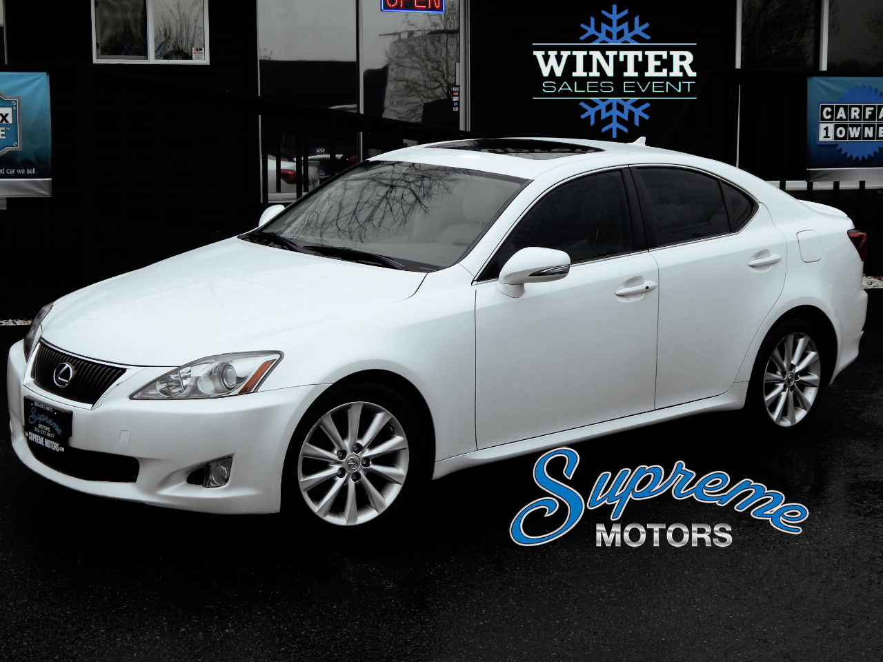2010 Lexus IS IS250