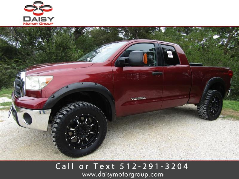 2010 Toyota Tundra 4WD SR5 Double Cab 6.5' Bed 4.6L (Natl)