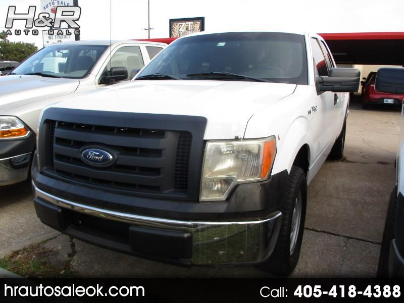 2010 Ford F-150 XLT SuperCab 8-ft. Bed 2WD