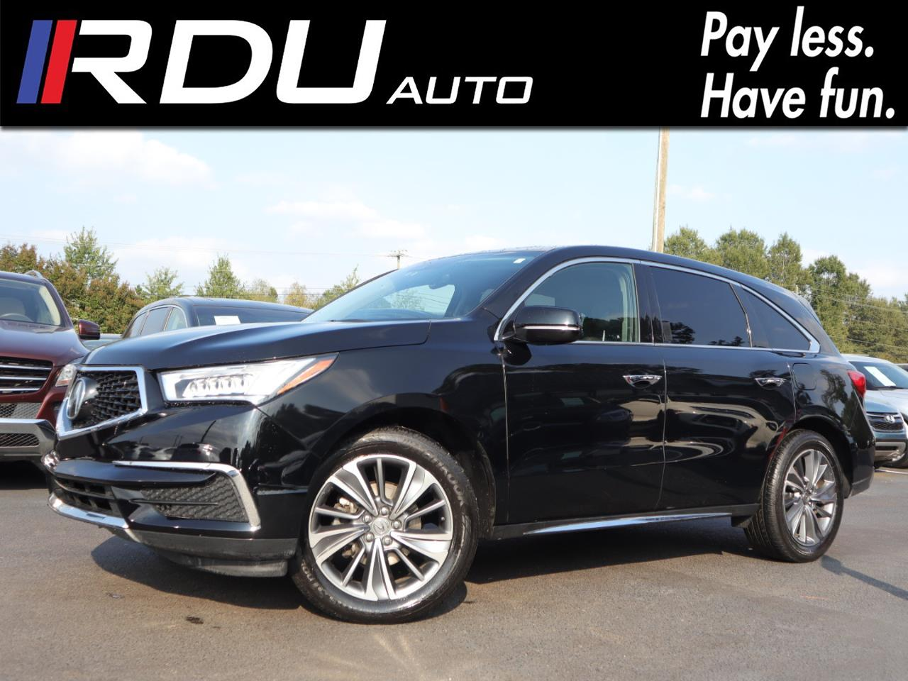 2017 Acura MDX SH-AWD Tech Package