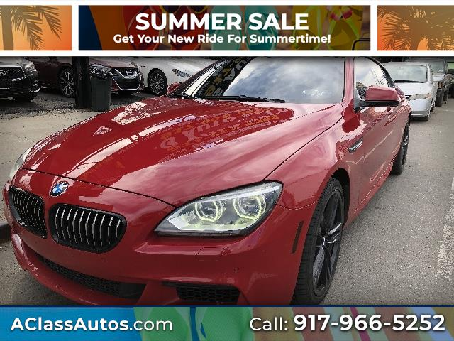 2013 BMW 6-Series 640i Grand Coupe