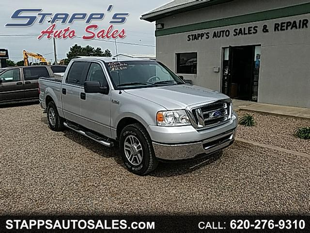 2008 Ford F-150 XLT 2WD SuperCab 6.5' Box
