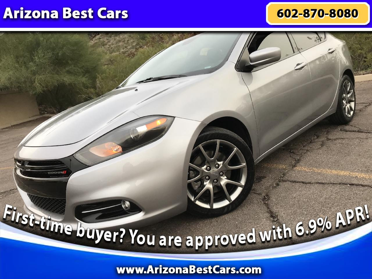 2015 Dodge Dart 4dr Sdn Rallye *Ltd Avail*