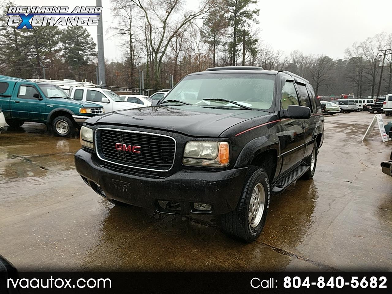 2000 GMC Yukon Denali Base