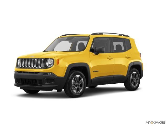 2017 Jeep Renegade Latitude 4WD