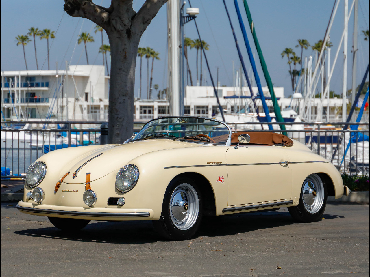 1957 Porsche Speedster by Beck