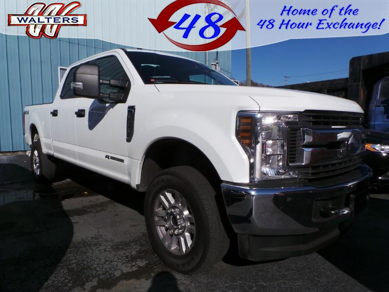 2018 Ford F-250 SD XLT 4WD Crew Cab 8' Box