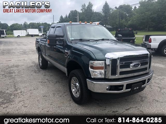 "2008 Ford Super Duty F-250 SRW 4WD SuperCab 142"" XLT"