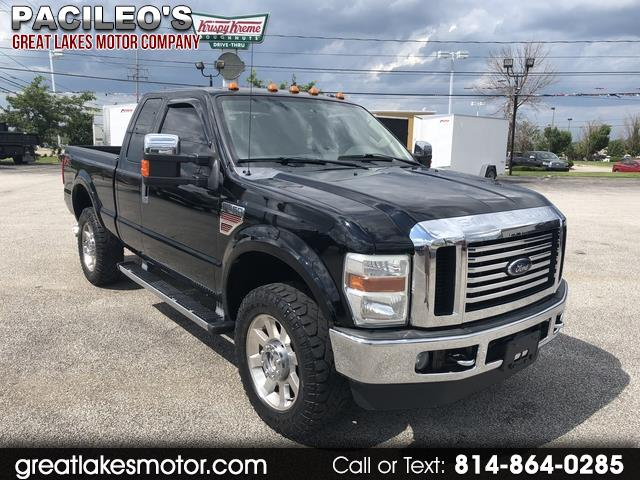 "2010 Ford Super Duty F-350 SRW 4WD SuperCab 142"" XLT"