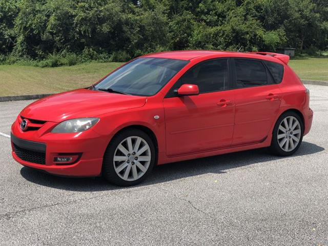 2008 Mazda MAZDASPEED3 Grand Touring 5-Door