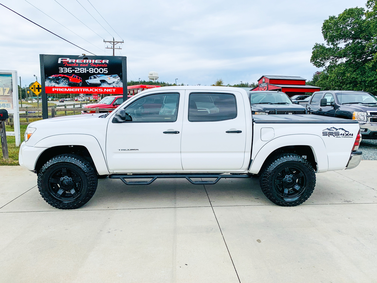2013 Toyota Tacoma 4WD Double Cab V6 AT TRD Off Road (Natl)