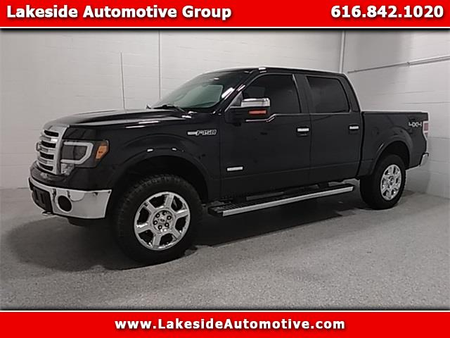 2013 Ford 150 Lariat SuperCrew 5.5-ft. Bed 4WD