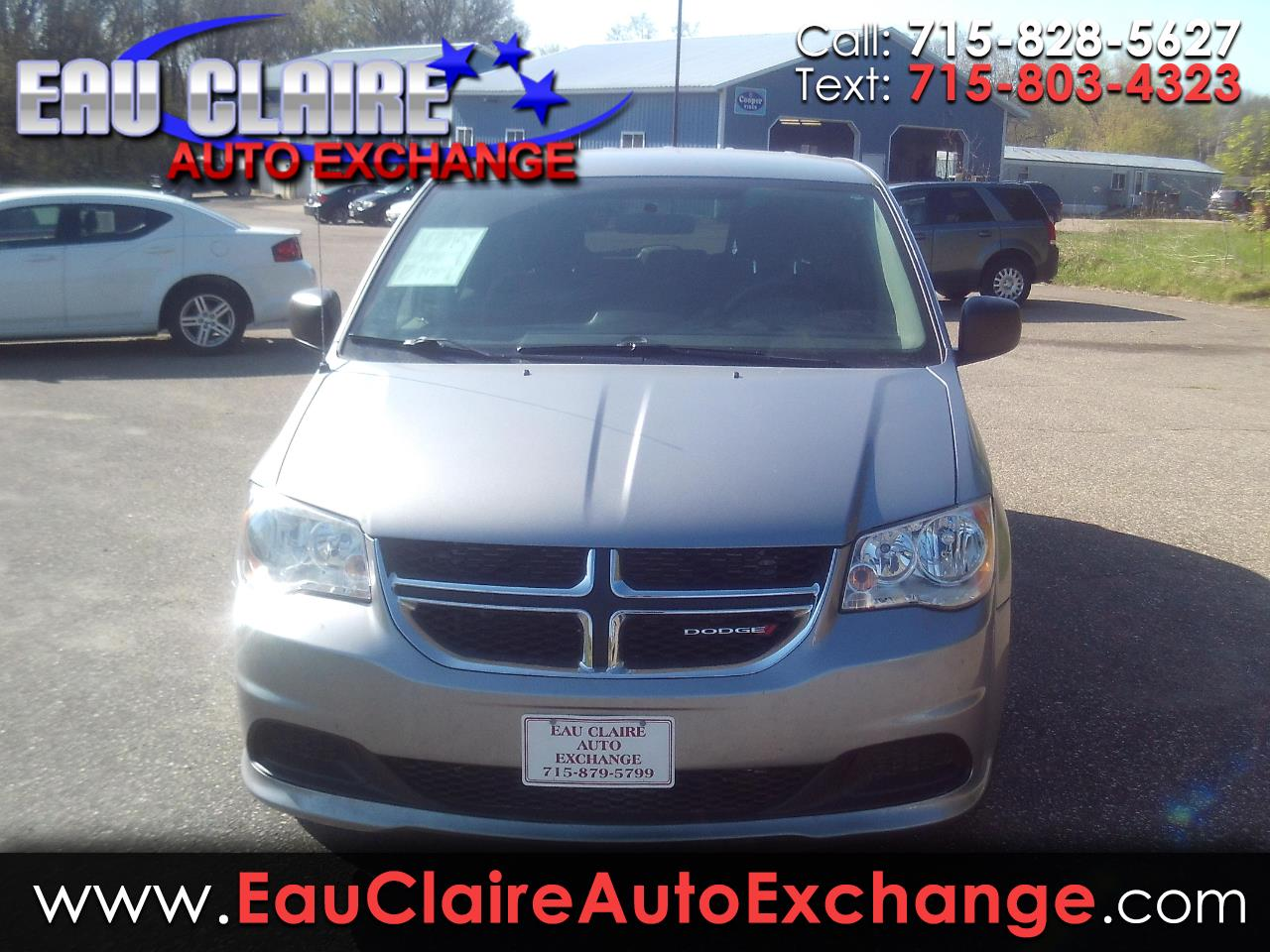 2014 Dodge Grand Caravan 4dr Wgn SE