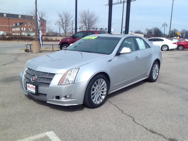 2010 Cadillac CTS Sedan 4dr Sdn 3.6L Performance AWD