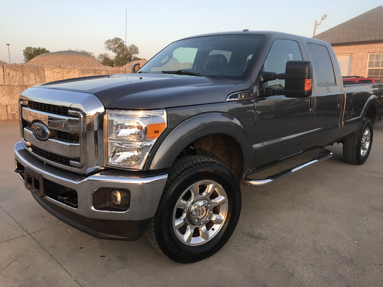 2014 Ford F-350 SD Lariat SuperCab LWB 4WD