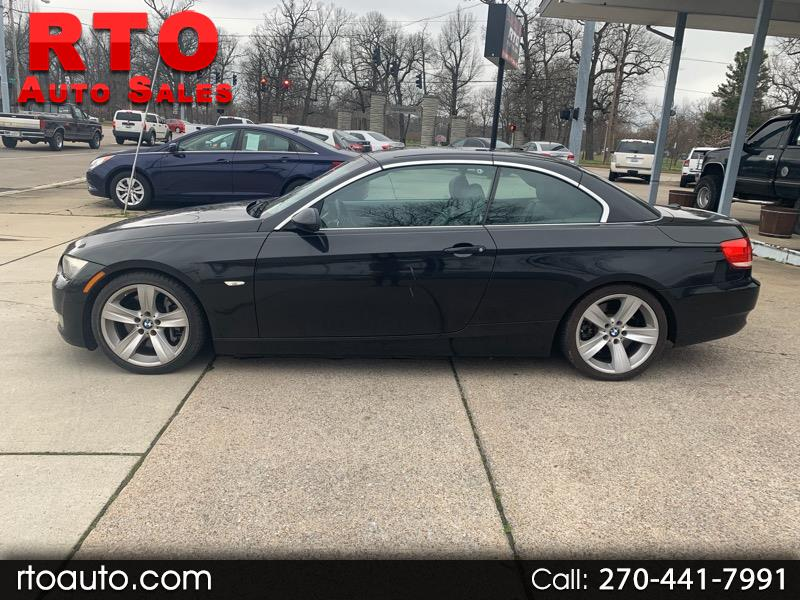 2007 BMW 3 Series 2dr Conv 335i