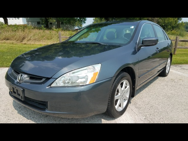 2004 Honda Accord 4-Door Sedan