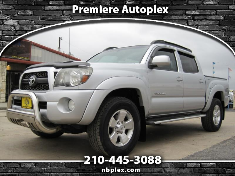 2011 Toyota Tacoma PreRunner 2WD Double Cab Sport Off Road 4.0L V-6 1