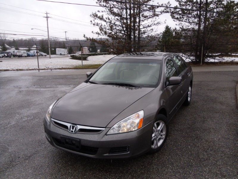 2006 Honda Accord EX V-6 Sedan AT