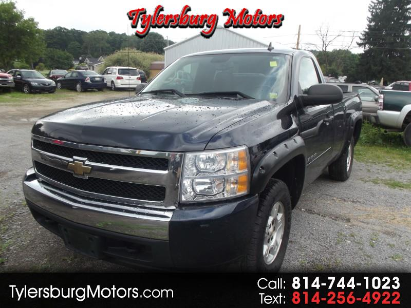 2008 Chevrolet Silverado 1500 LT1 Long Box 4WD
