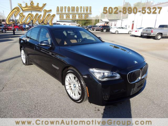 2015 BMW 750i xDrive M SPORT PACKAGE