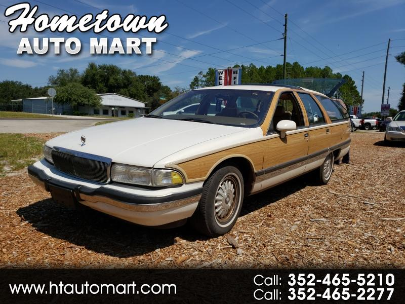 1992 Buick Roadmaster 4dr Wagon Estate