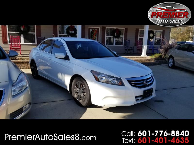 2012 Honda Accord 4dr Sedan EX Auto