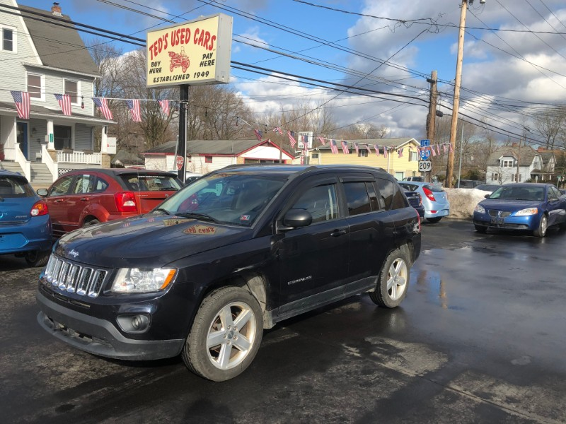 2011 Jeep Compass Limited 4WD