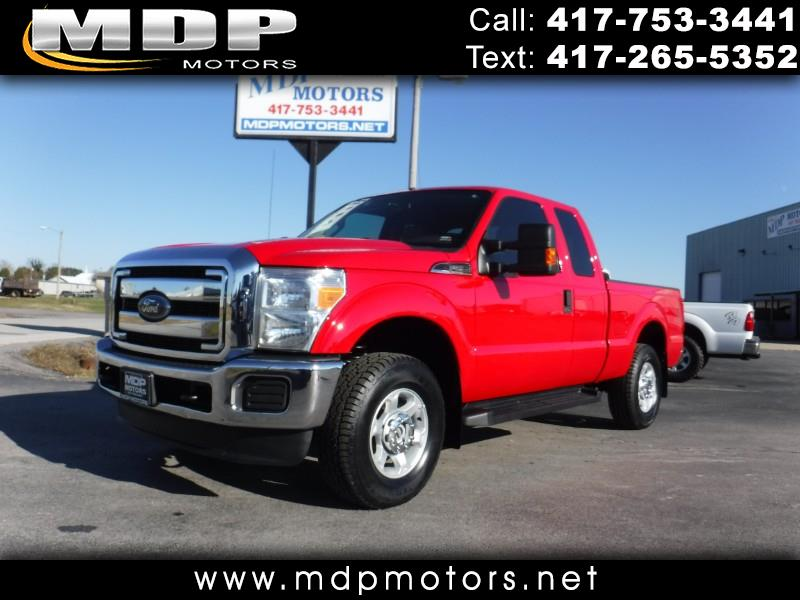 2014 Ford F-250 SD XLT SuperCab 4WD