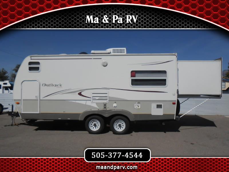 2008 Keystone Outback Travel Trailer