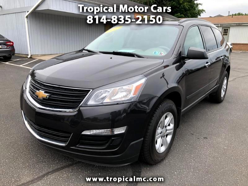 2017 Chevrolet Traverse LS FWD w/PDC