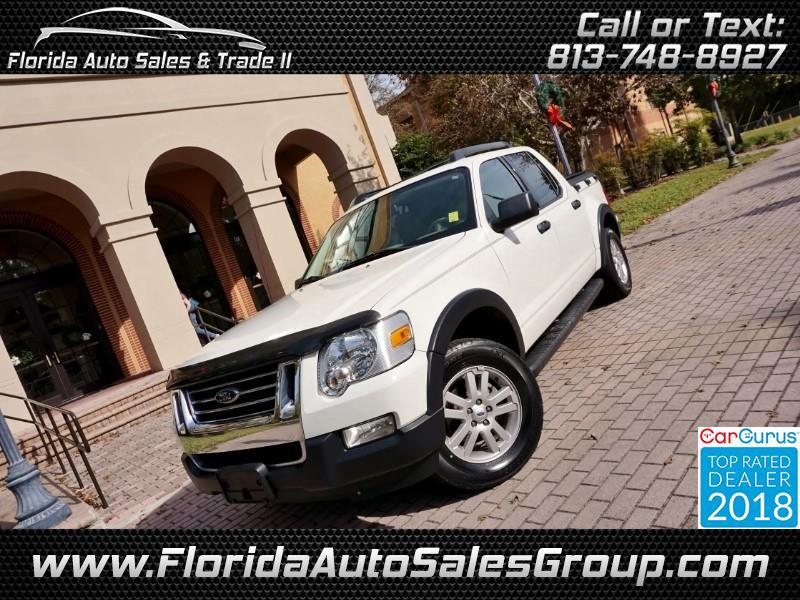 2010 Ford Explorer Sport Trac XLT 4.0L 2WD