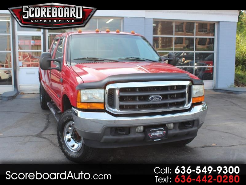 2001 Ford F-350 SD SRW SUPER DUTY