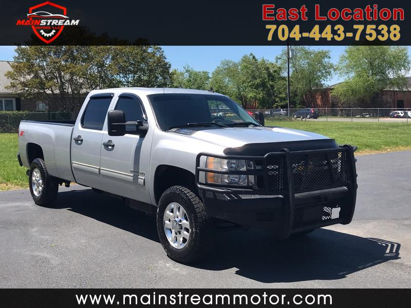 2011 Chevrolet Silverado 2500HD HEAVY DUTY LT