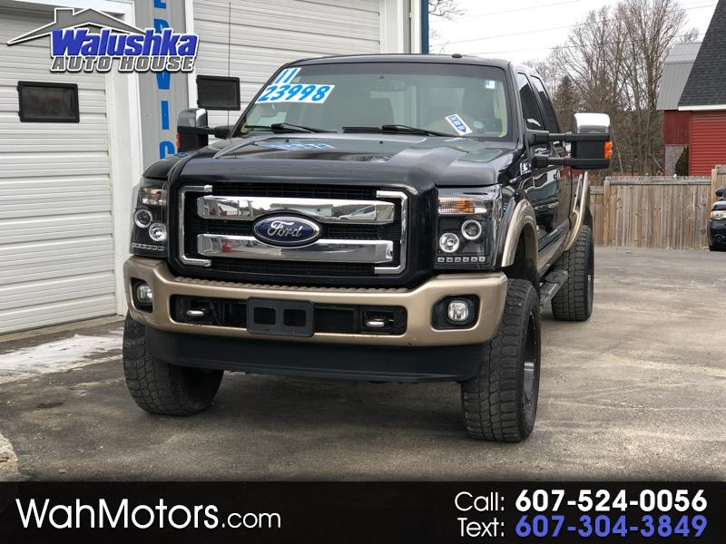 2011 Ford F-350 SD King Ranch Crew Cab 4WD