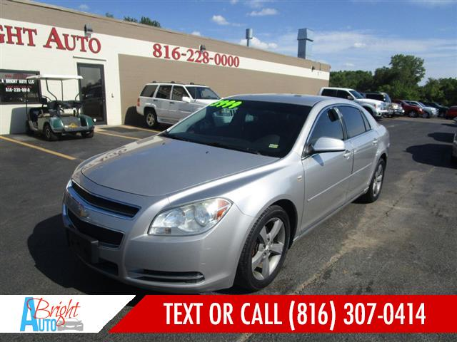 2008 Chevrolet Malibu 2LT LEATHER LOADED!