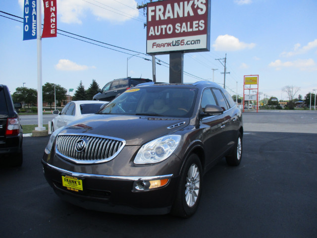 2008 Buick Enclave CXL AWD