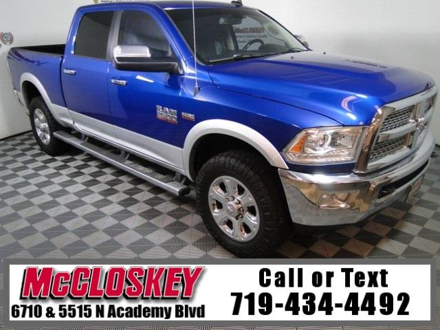 2014 RAM 2500 Laramie Long Bed