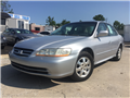 2001 Honda Accord Sdn
