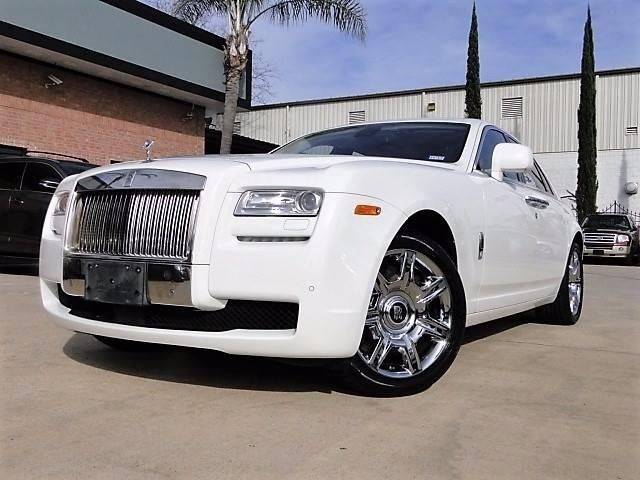 2010 Rolls-Royce Ghost Sedan