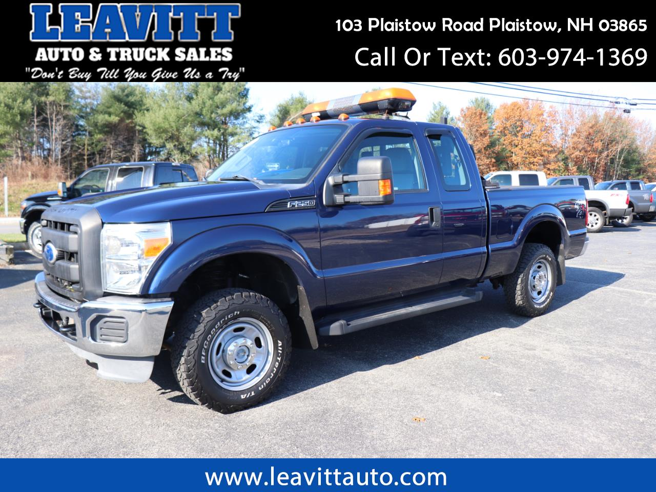 2011 Ford F-250 SD XLT SUPERCAB 45K MILES!
