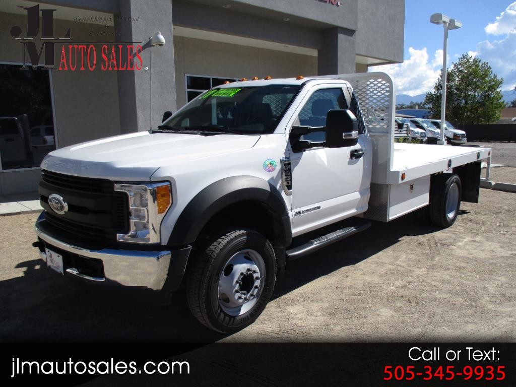 2017 Ford F-450 SD Regular Cab DRW 2WD