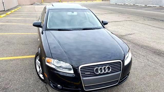 2007 Audi Quattro Base