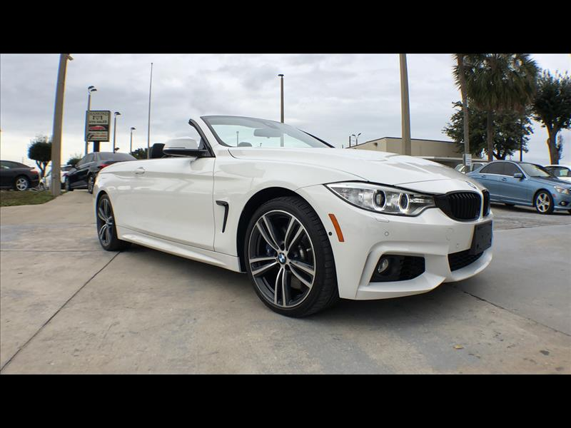 2017 BMW 4-Series 440i convertible