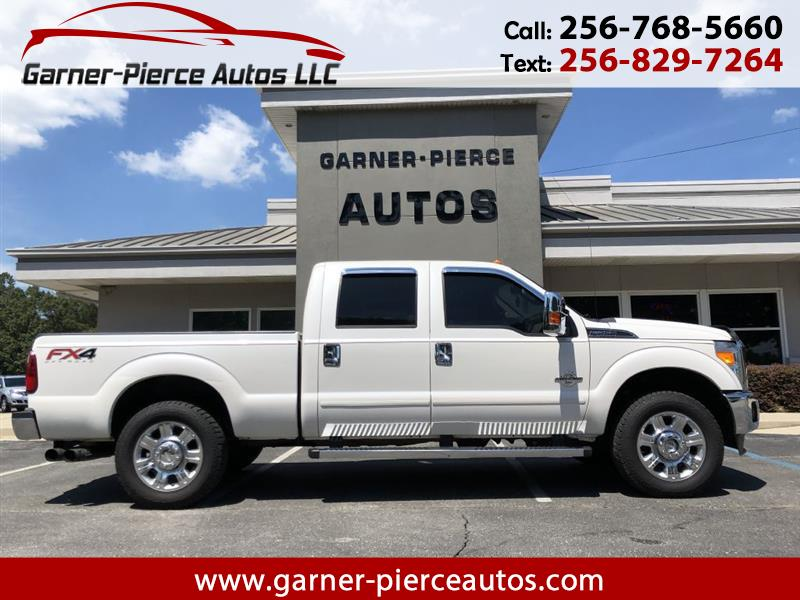 2012 Ford F-250 SD SUPER DUTY