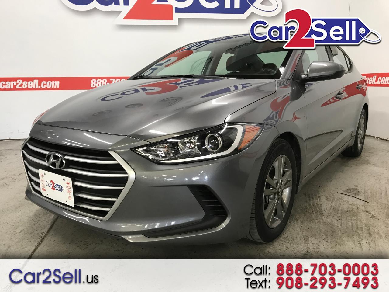 2018 Hyundai Elantra SEL 2.0L Auto SULEV (Alabama)