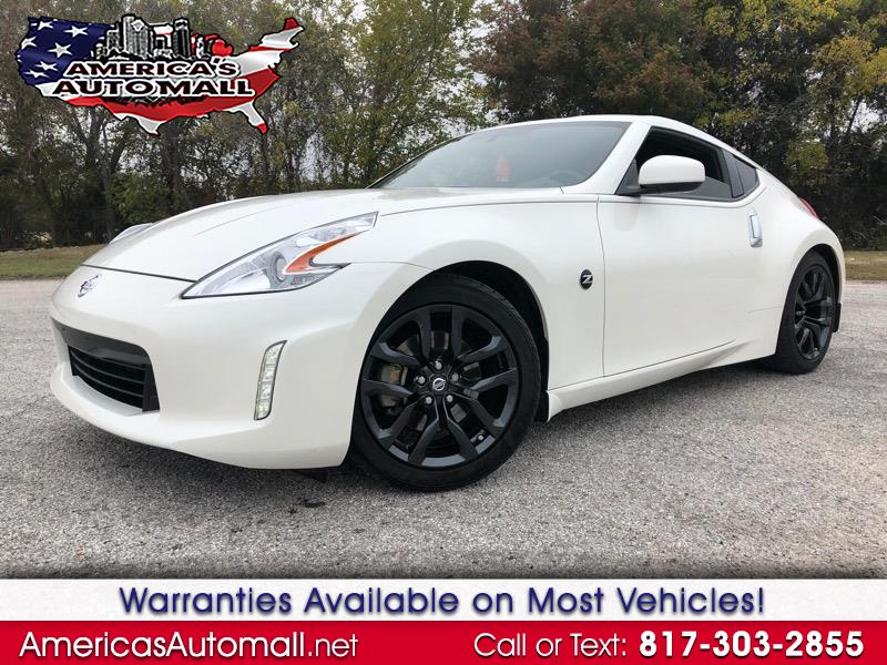 2017 Nissan Z 370Z Coupe 6MT
