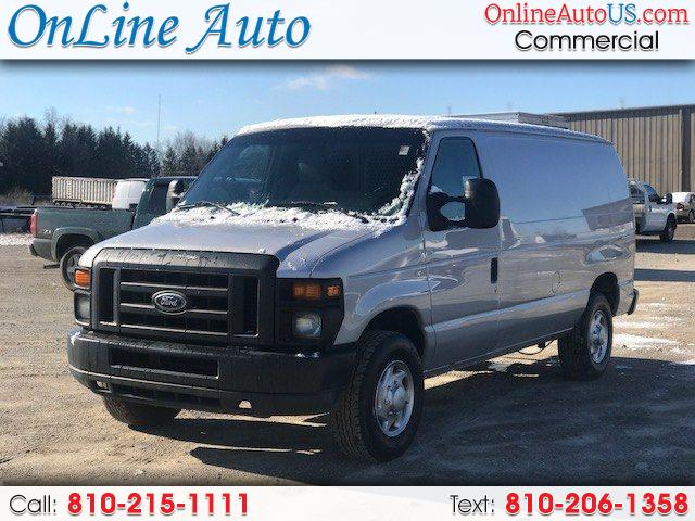 2014 Ford Econoline Cargo Van E250 CARGO VAN W/ SHELVES